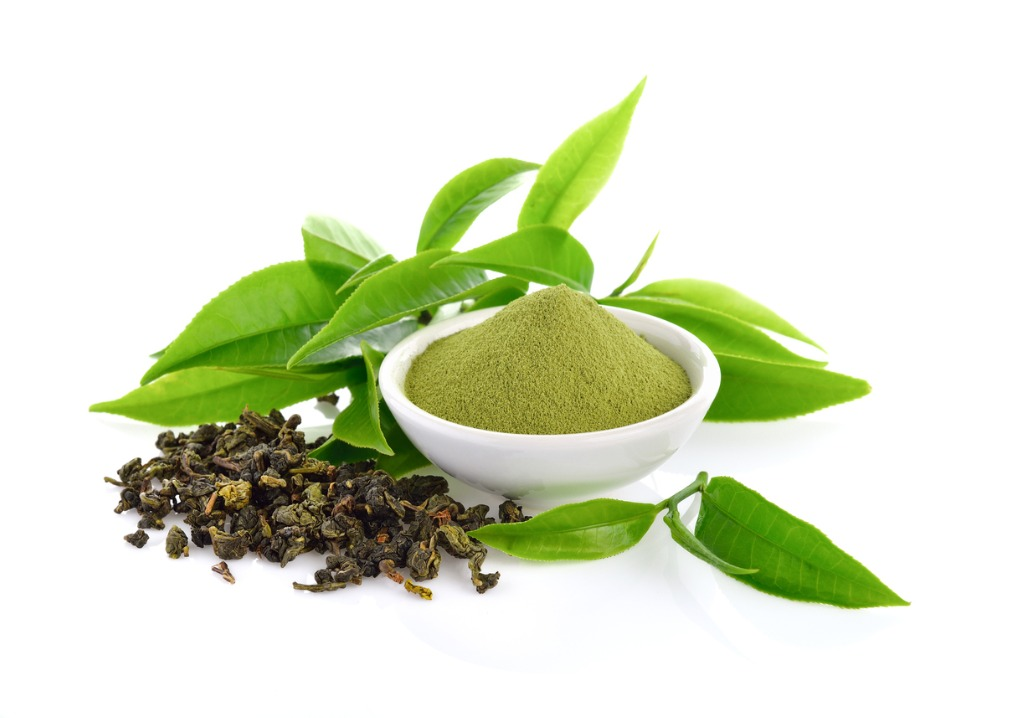 GREEN TEA CATECHINS, EVALUATED BY EFSA.